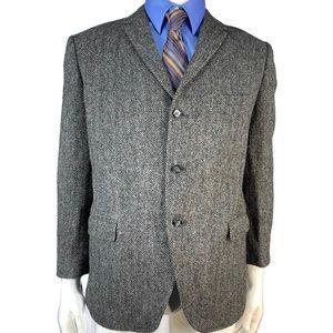 Harris Tweed Men's Blazer